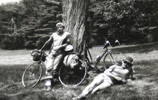Cyclists, 1983
