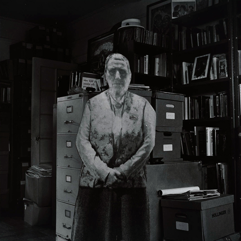 Gertrude Stein Visits the Lesbian Herstory Archive, 1988