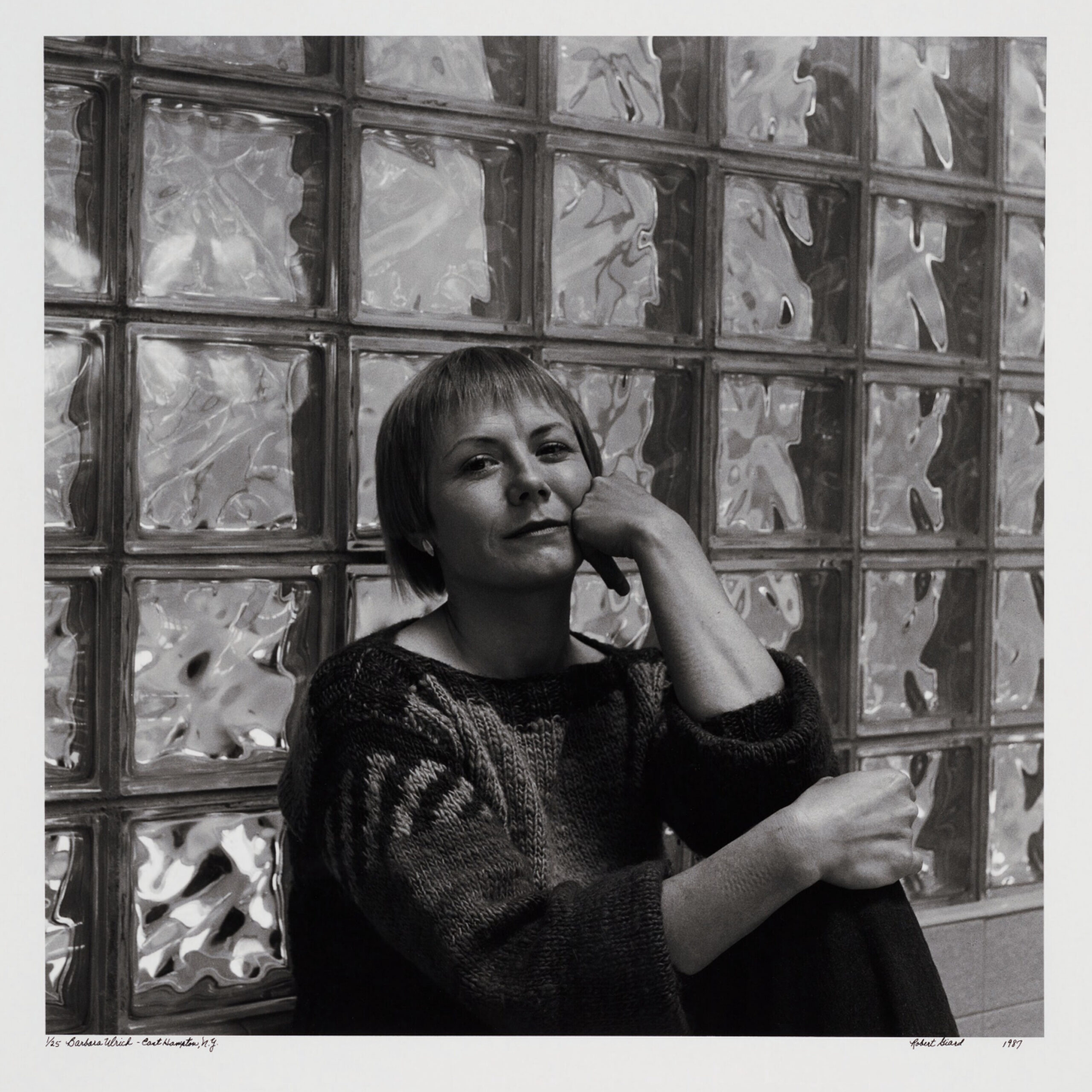 Barbara Ulrich, 1987