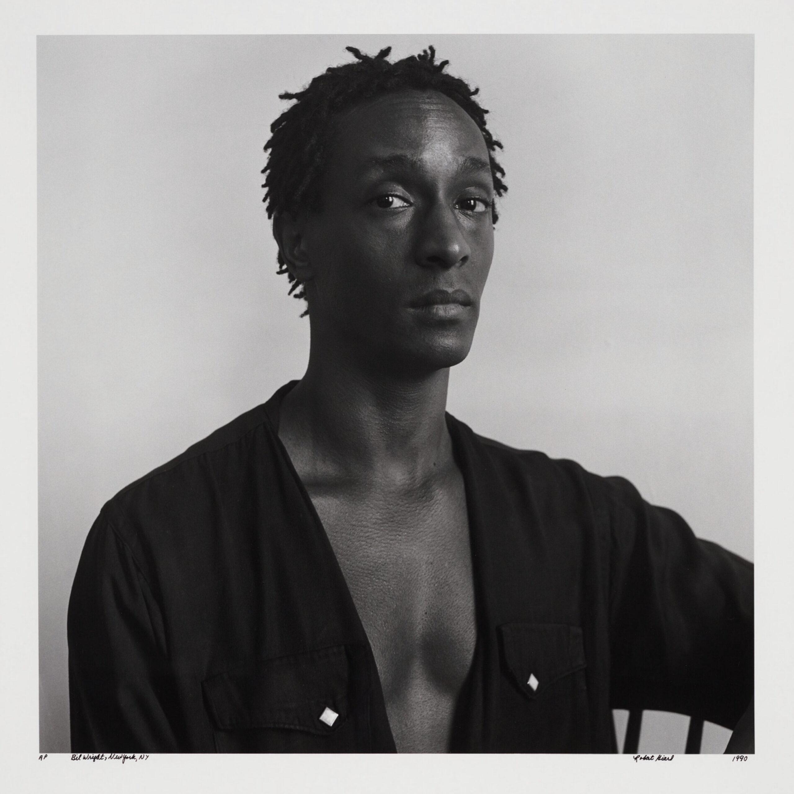 Bil Wright, 1990