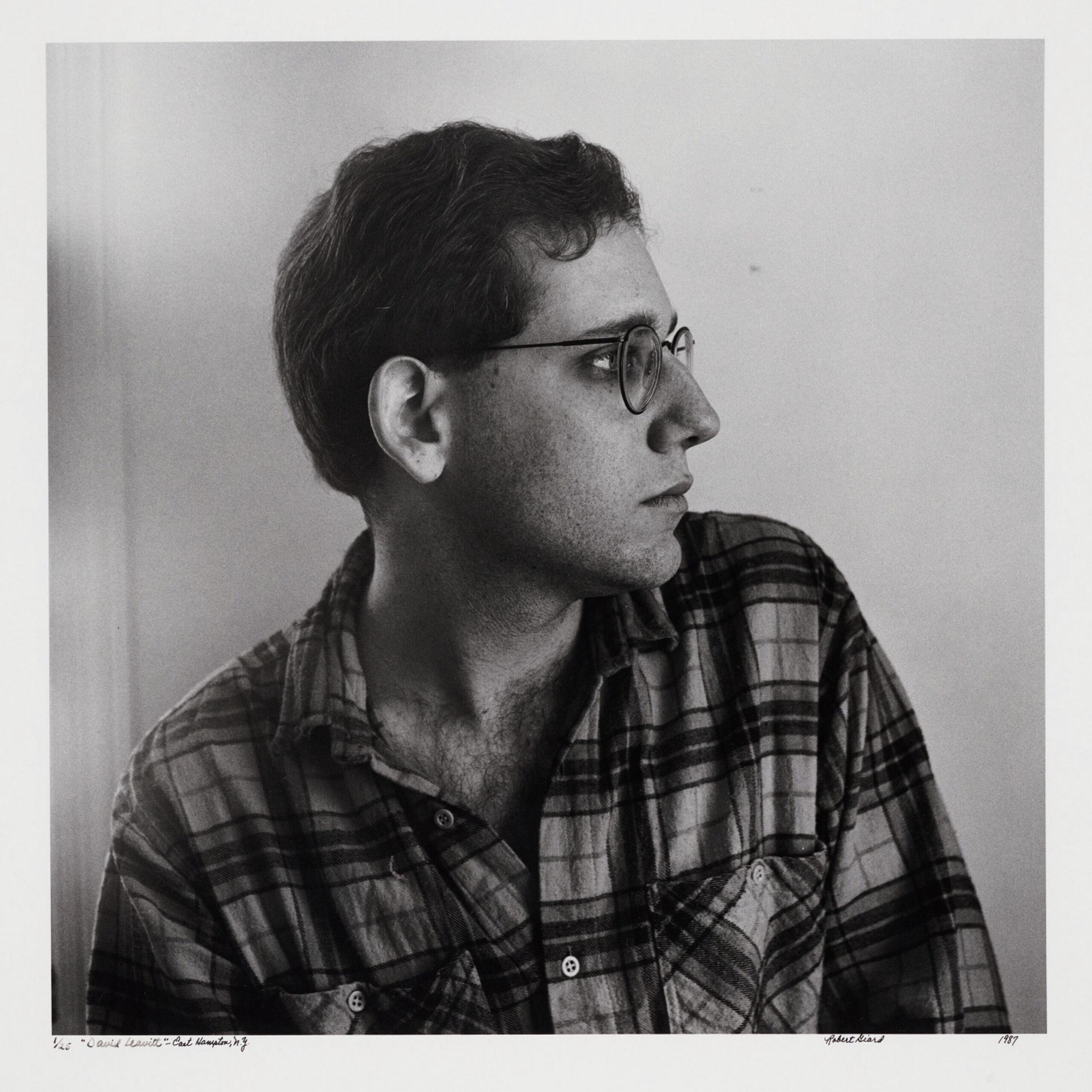 David Leavitt, 1987