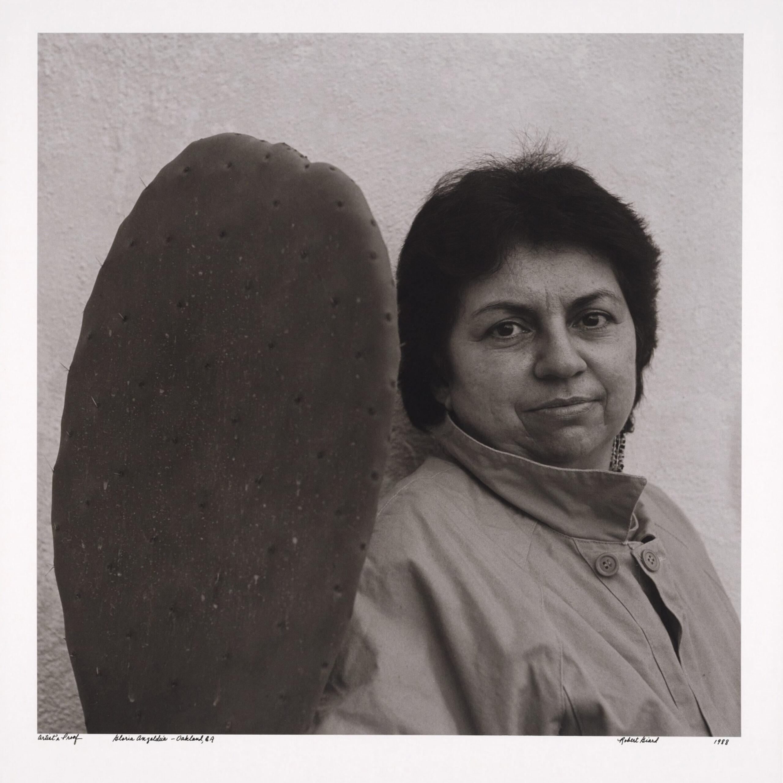 Gloria Anzaldúa, 1988