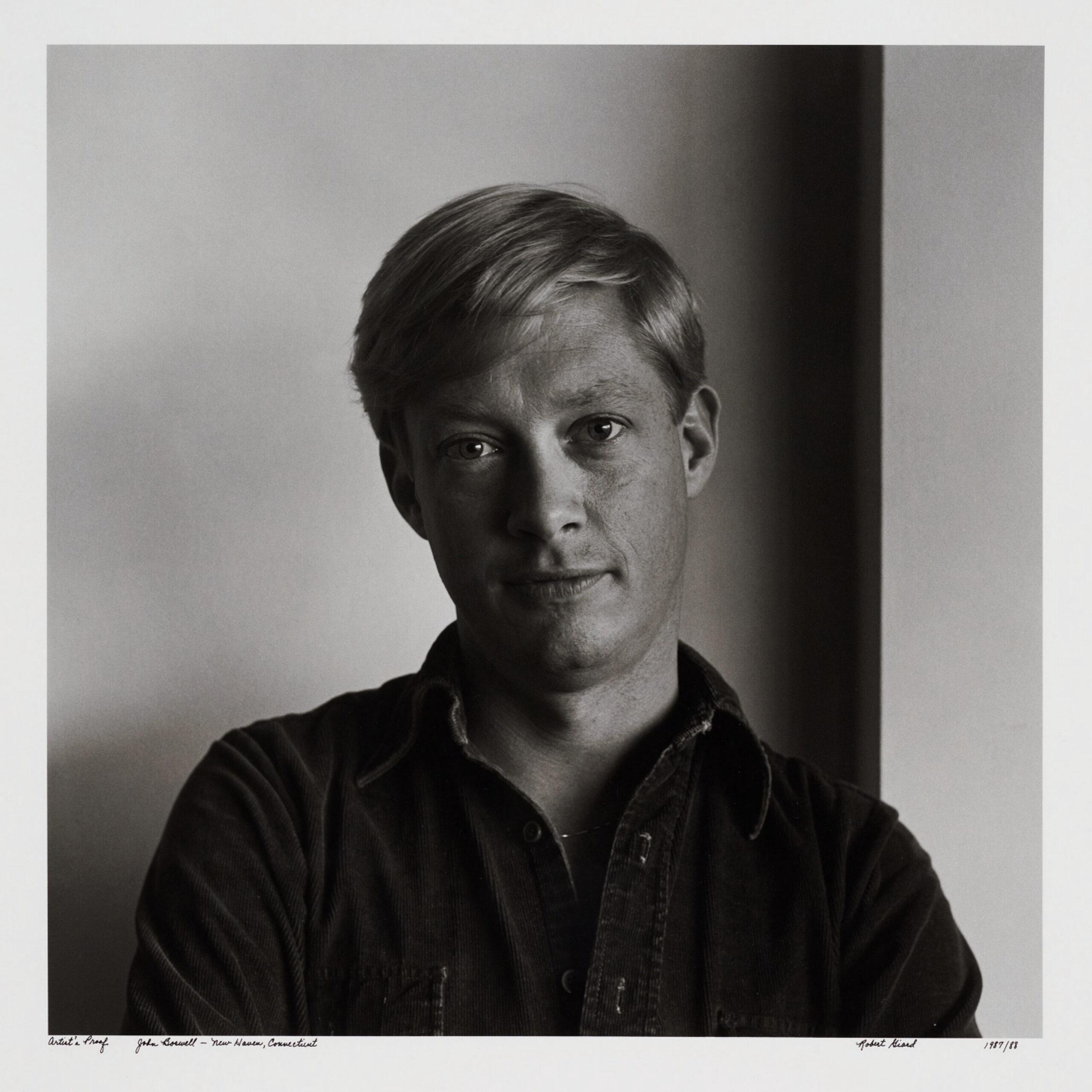 John Boswell, 1988