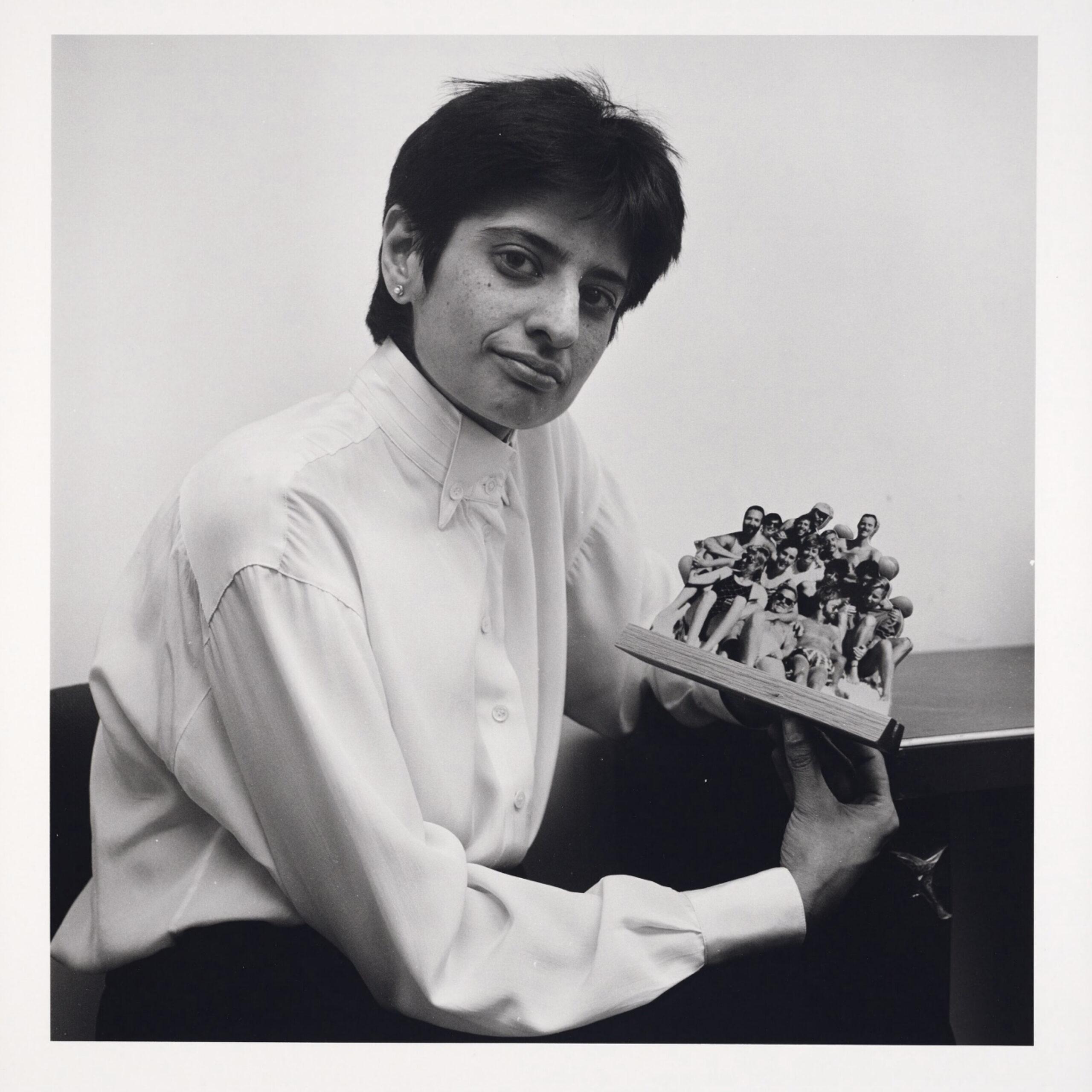 Urvashi Vaid, 1991