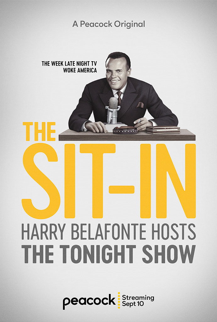 the-sit-in with Harry Belafonte